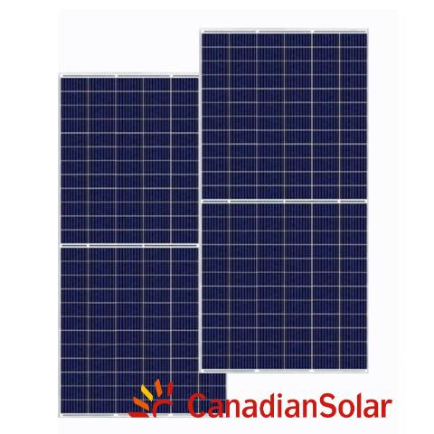 CANADIAN SOLAR カナディアンソーラー 太陽光発電