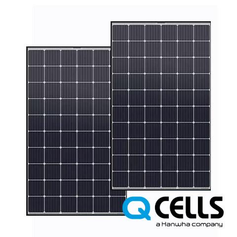 Q CELLS 太陽光発電