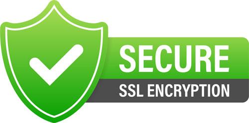 SSLによりお客様の情報は完全に守られます