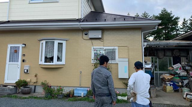 東日本大震災でご近所の拠り所となった太陽光発電に、シャープ蓄電池を導入!