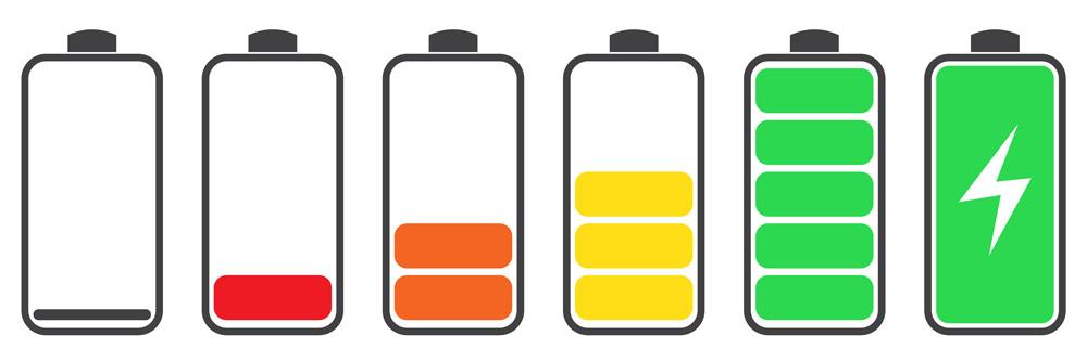 フル充電までたったの2.5時間!急速充電で冬場でもしっかり貯められる!