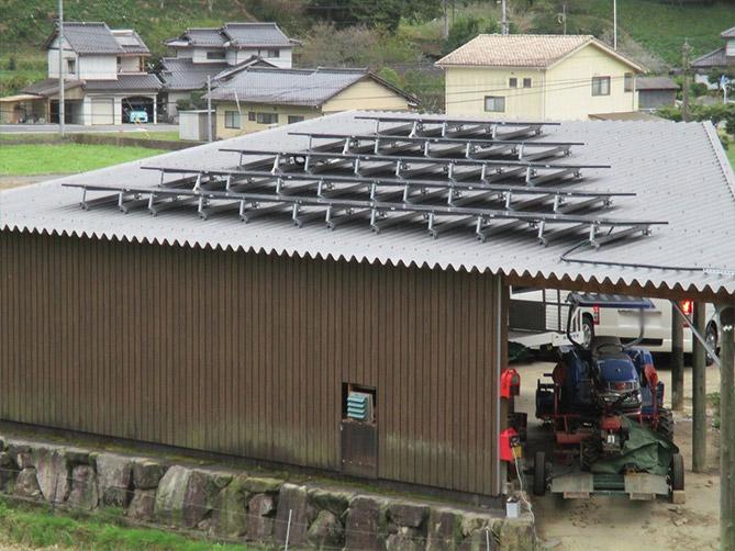 諦めないでください!北向きの片流れ屋根でも太陽光発電を設置できます!