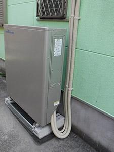 大容量!Nichicon 12.0kWh 全負荷型蓄電池 施工事例