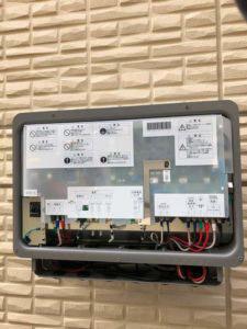 屋内設置!オムロンフレキシブル蓄電池 施工事例