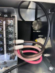 1日で施工完了!田淵電機 EIBS7 施工事例