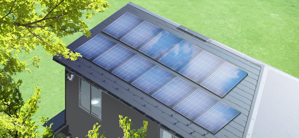 Panasonic 太陽光発電まとめ