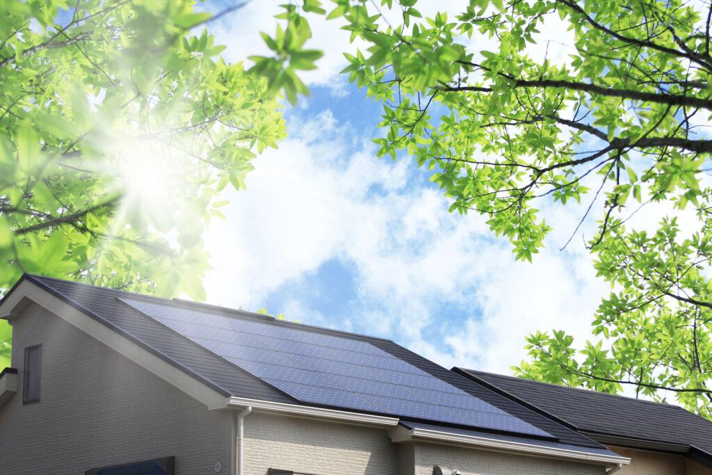太陽光モジュールが高性能