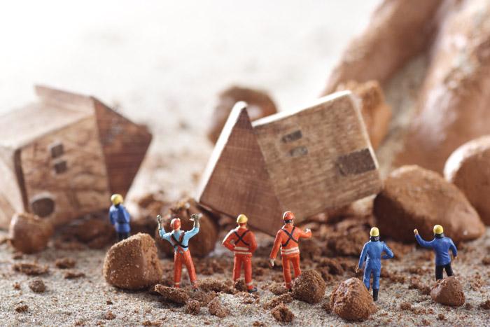 電気工事における業務災害保険