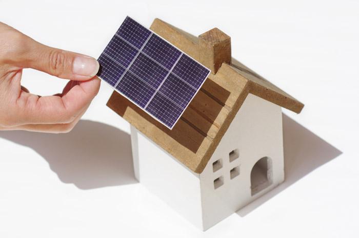 メリット① 太陽光発電なしでも設置可能