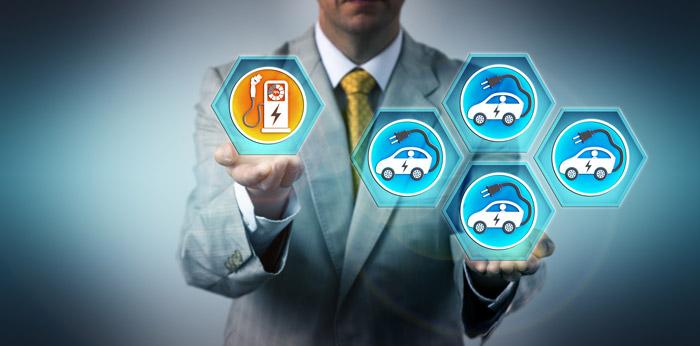 世界中で加速する電気自動車化への流れ
