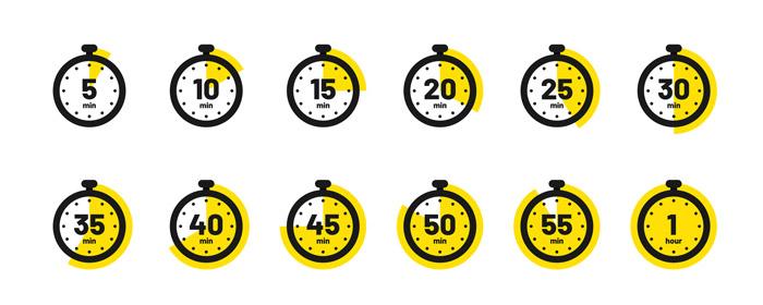 停電時には貯めておいた電気の使用可能時間を表示