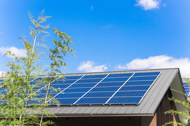 太陽光発電を効率よく使うために