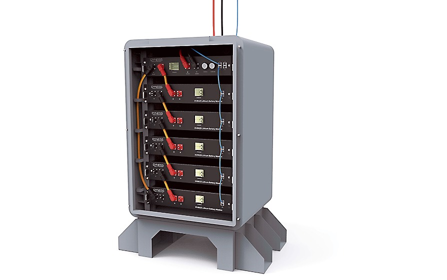 G-Techオフグリッドシステム蓄電池