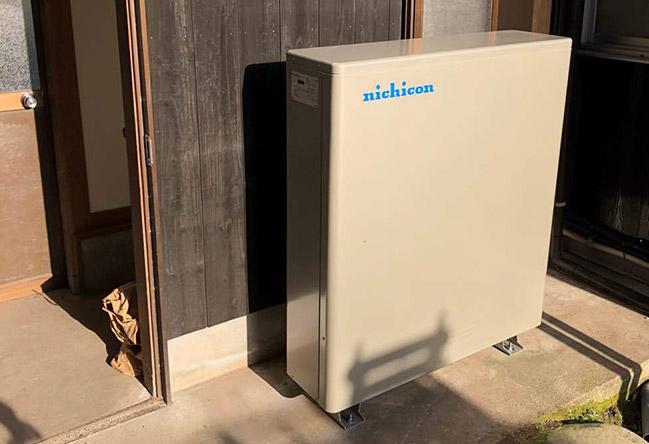 屋外設置型の蓄電池の条件