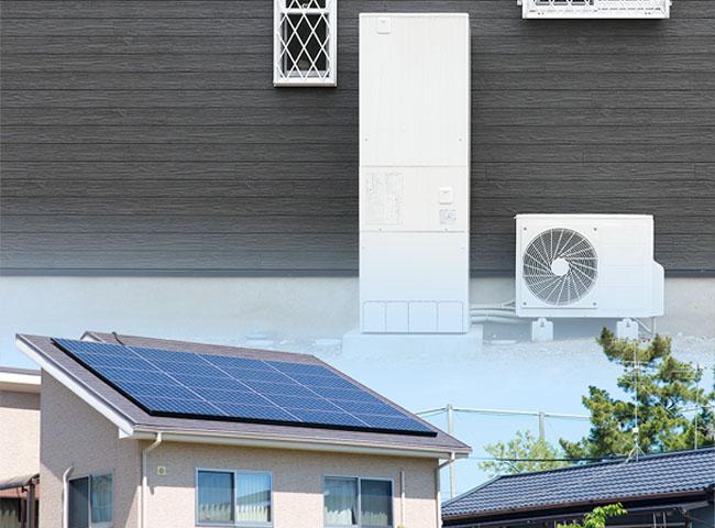 太陽光発電とオール電化、組み合わせて損する?それとも得する?