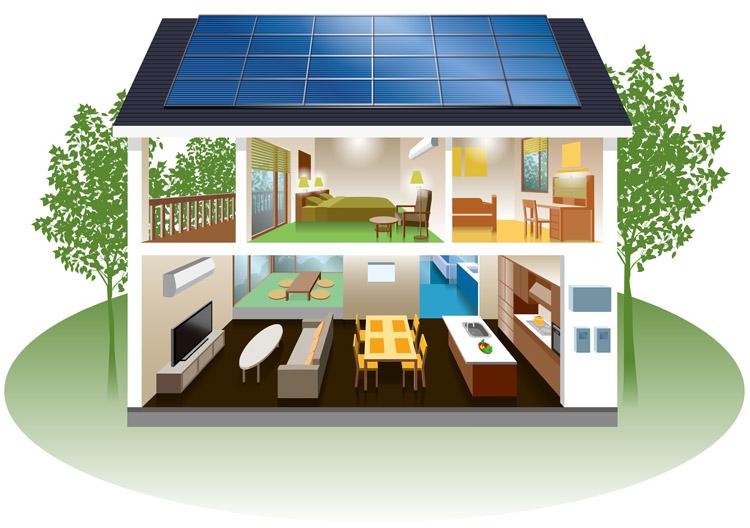 【メリット3】太陽光発電は仕組みがとてもシンプルな為、運用しやすい