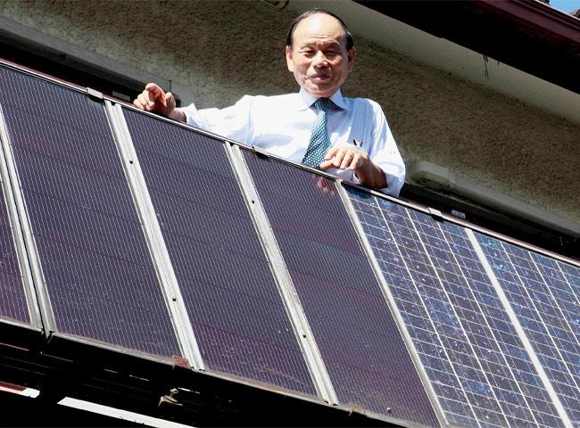 【長寿命の太陽光発電】1992年〜大阪府「桑野太陽光発電所」