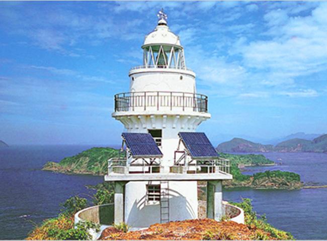 【長寿命の太陽光発電】1966年〜長崎県「尾上島灯台」