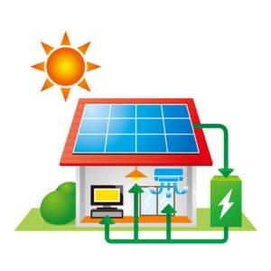 停電時に蓄電池をフル活用する為のポイント